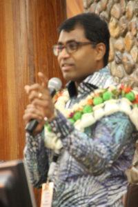 CIVICUS Secretary General Danny Sriskandarajah