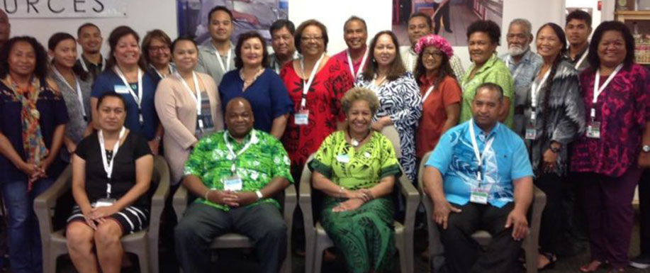 Micronesian Sub Regional Group Pic